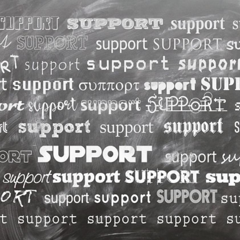 uitbesteden - support - ondersteuning